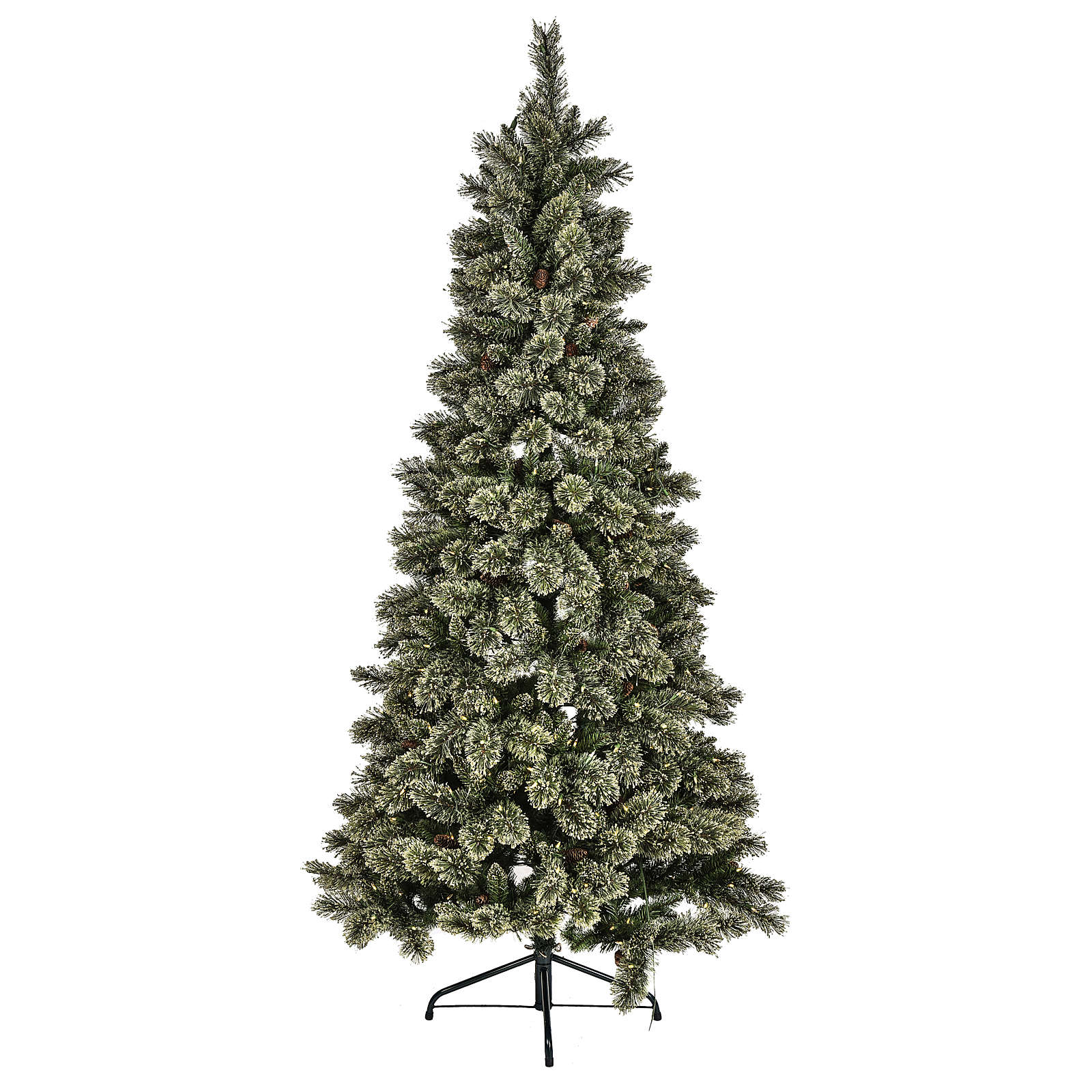 Christmas tree Emerald with glitter 500 LED 230 cm 3