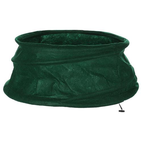 Falda cubre base Árbol de Navidad diám. 68 cm 1