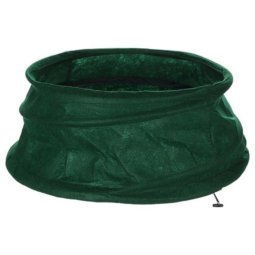 Falda cubre base Árbol de Navidad diám. 68 cm 2