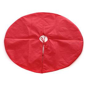 Falda cubre base Árbol Papá Noel diám. 90 cm s5
