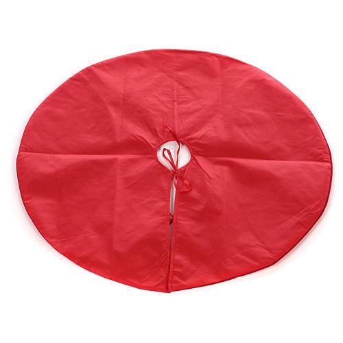 Falda cubre base Árbol Papá Noel diám. 90 cm 5