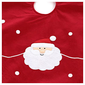 Cobertura para base de árvore Pai Natal diâm. 90 cm s2
