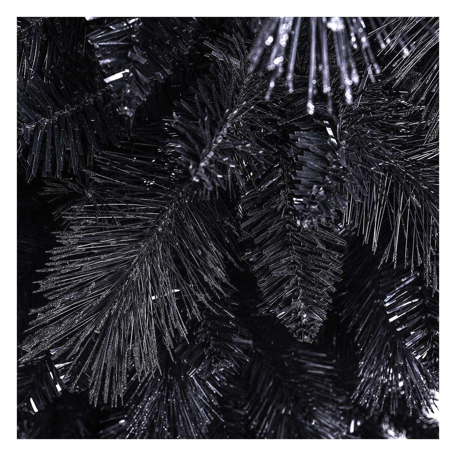 Árbol de Navidad Black Stone 180 cm 3