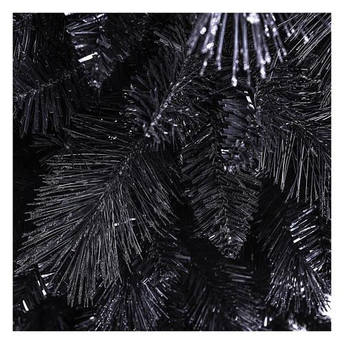 Albero di Natale Black Stone 180 cm 2