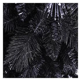 Black Stone Christmas tree, 180 cm s2