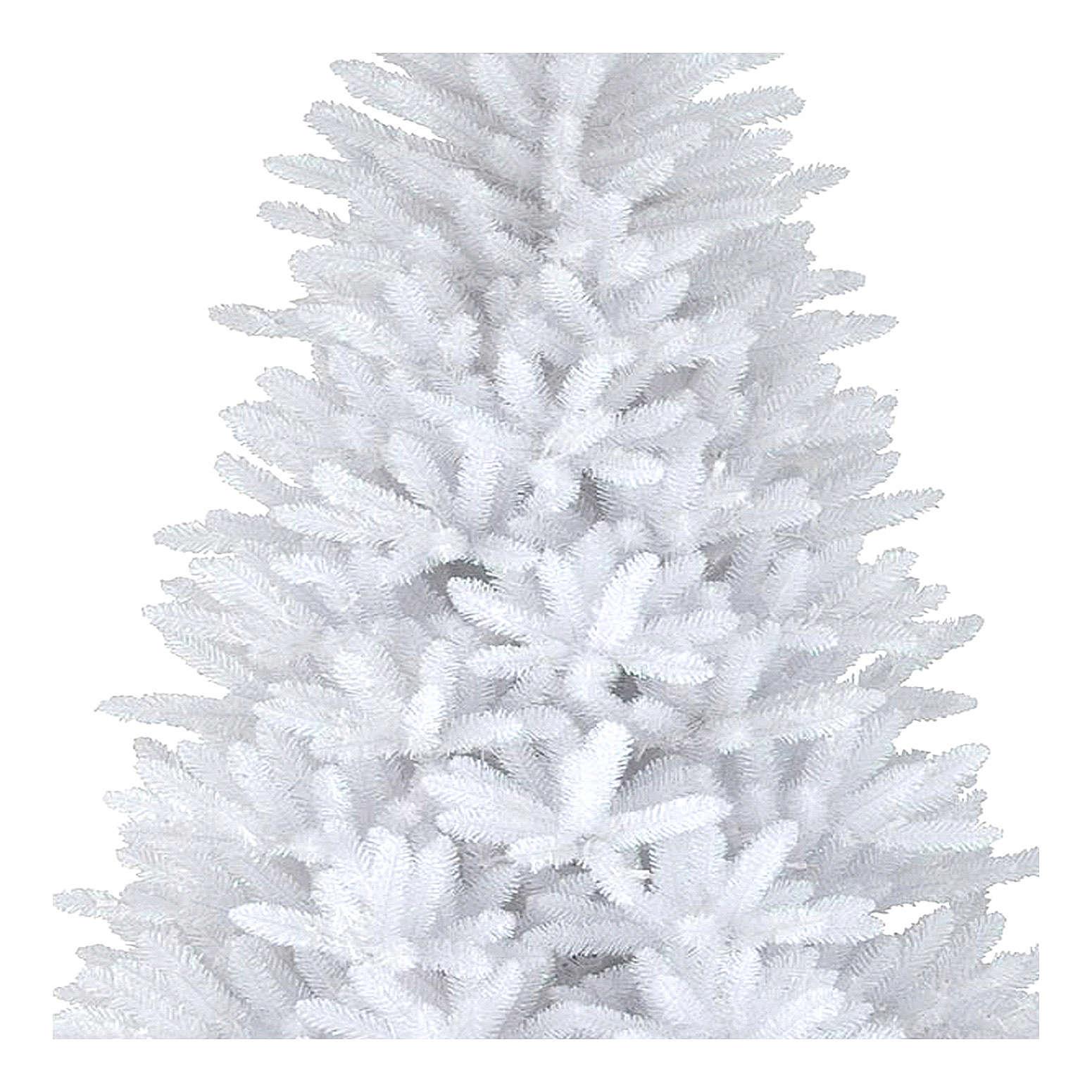 Árbol de Navidad 180 cm blanco Dunhill 3