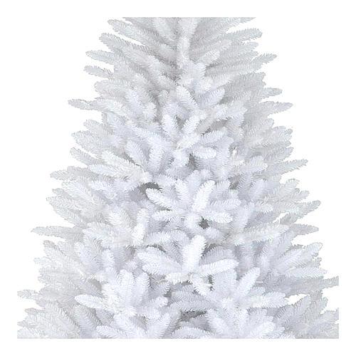 Albero di Natale 180 cm bianco Dunhill 2