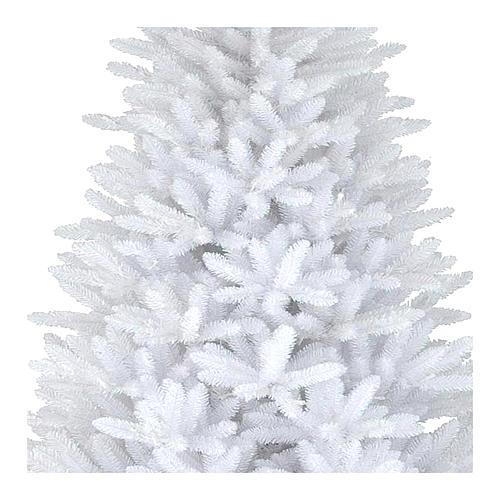 Árbol de Navidad 210 cm blanco Dunhill 2