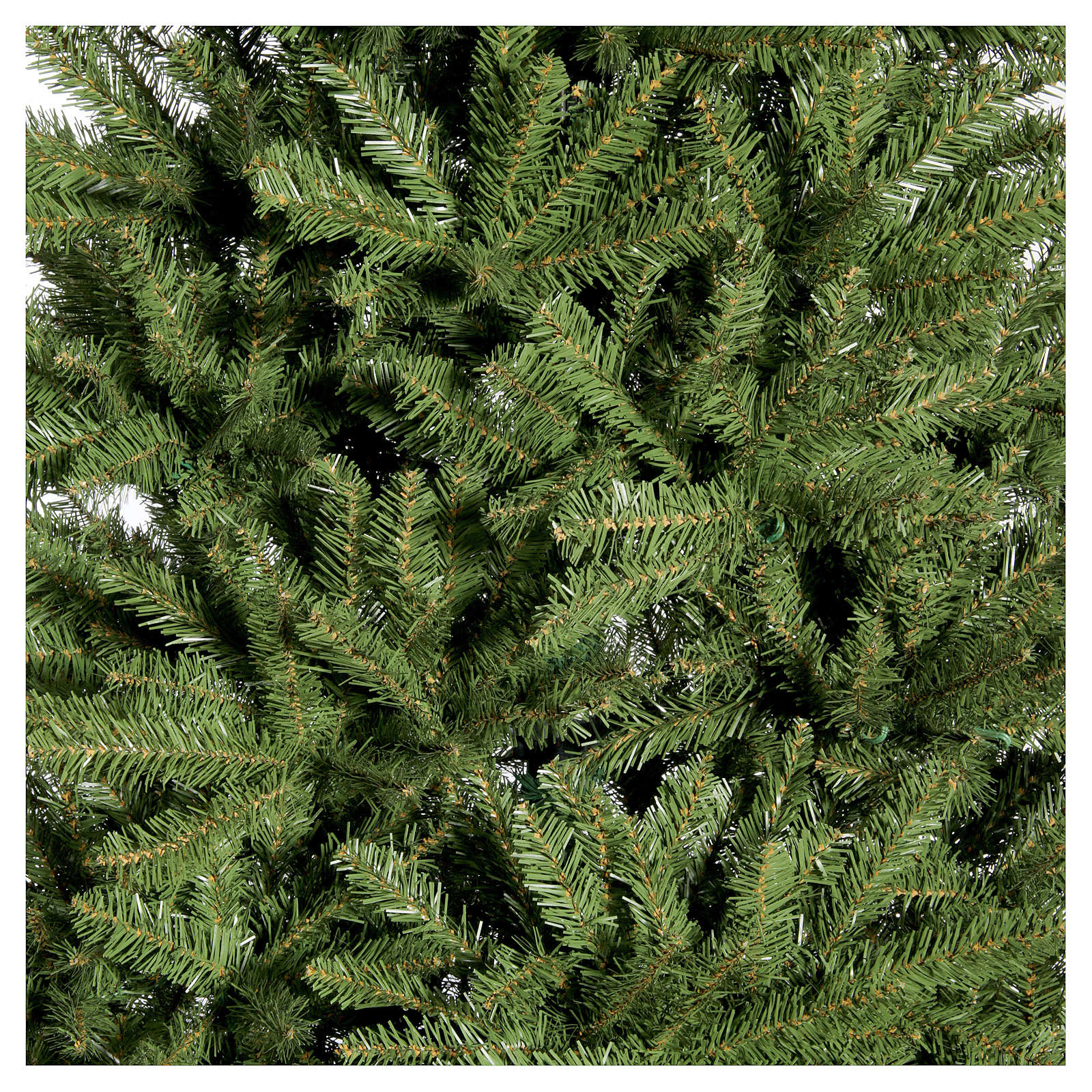 Albero di Natale artificiale 180 cm verde Poly Bayberry feel real 3