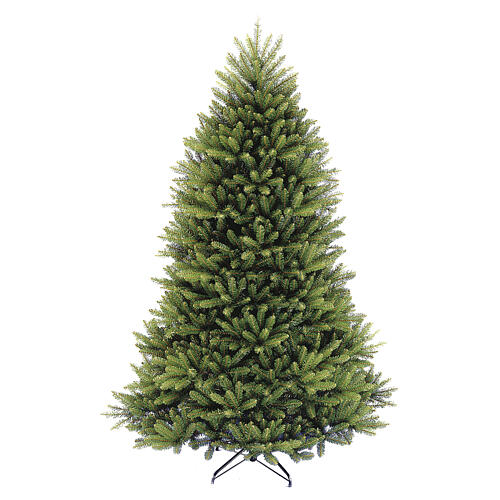 Artificial Christmas tree 180 cm green Poly Bayberry feel-real 1