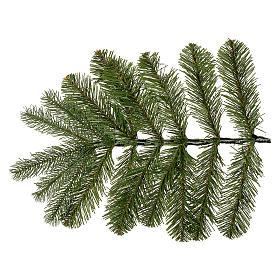 Árbol de Navidad artificial 210 cm color verde Poly Bayberry feel real s5