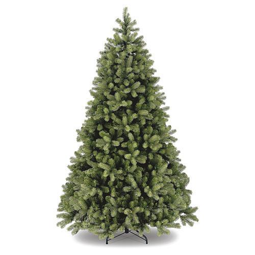 Árbol de Navidad artificial 210 cm color verde Poly Bayberry feel real 1