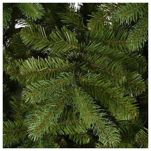 Árbol de Navidad artificial 210 cm color verde Poly Bayberry feel real 2