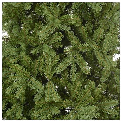 Árbol de Navidad artificial 210 cm color verde Poly Bayberry feel real 4