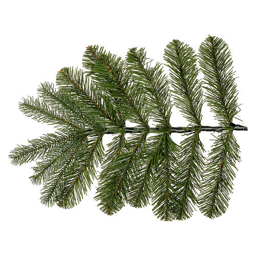 Árbol de Navidad artificial 210 cm color verde Poly Bayberry feel real 5