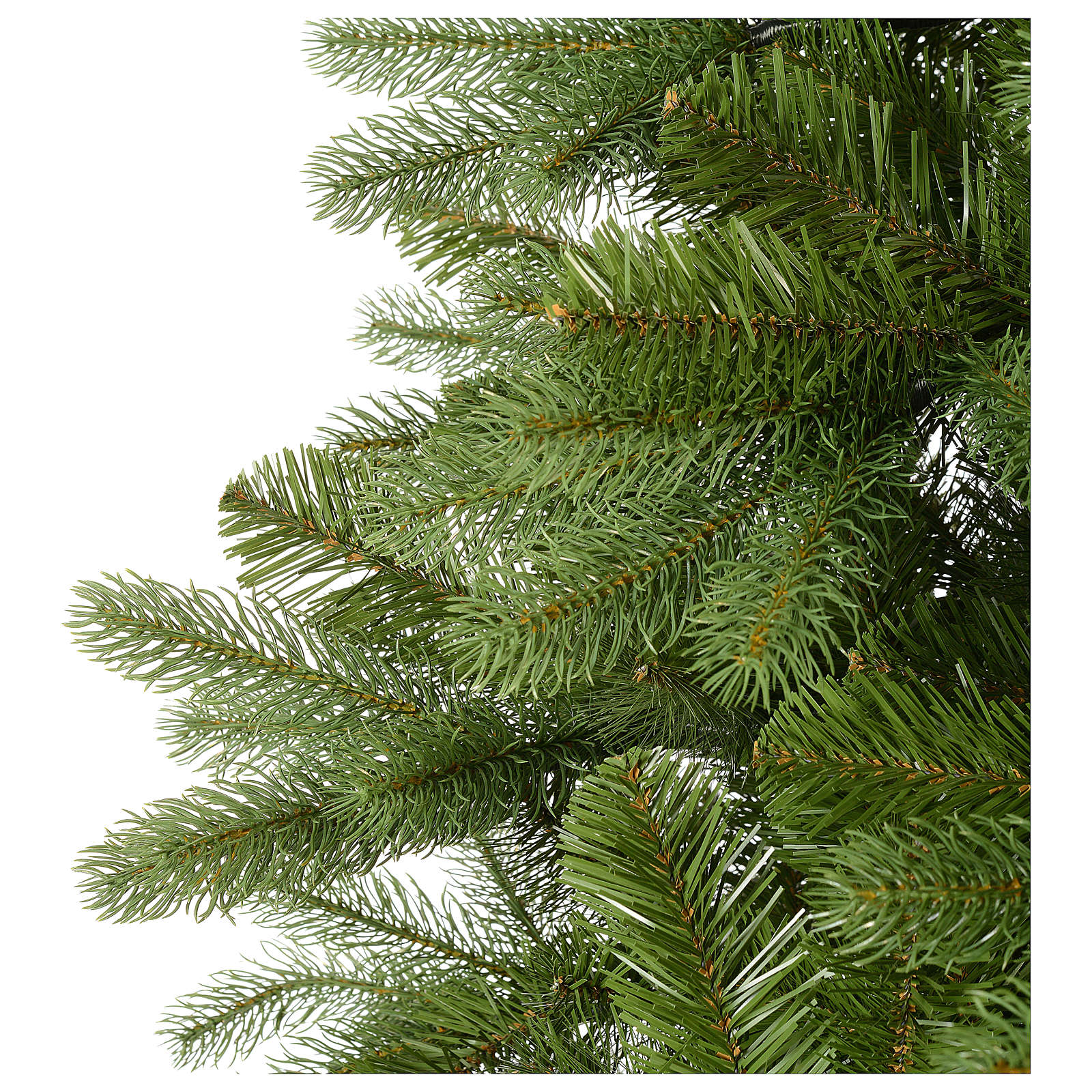 Albero di Natale artificiale 210 cm verde Poly Bayberry feel real 3