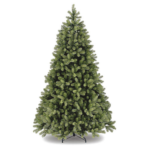 Albero di Natale artificiale 210 cm verde Poly Bayberry feel real 1