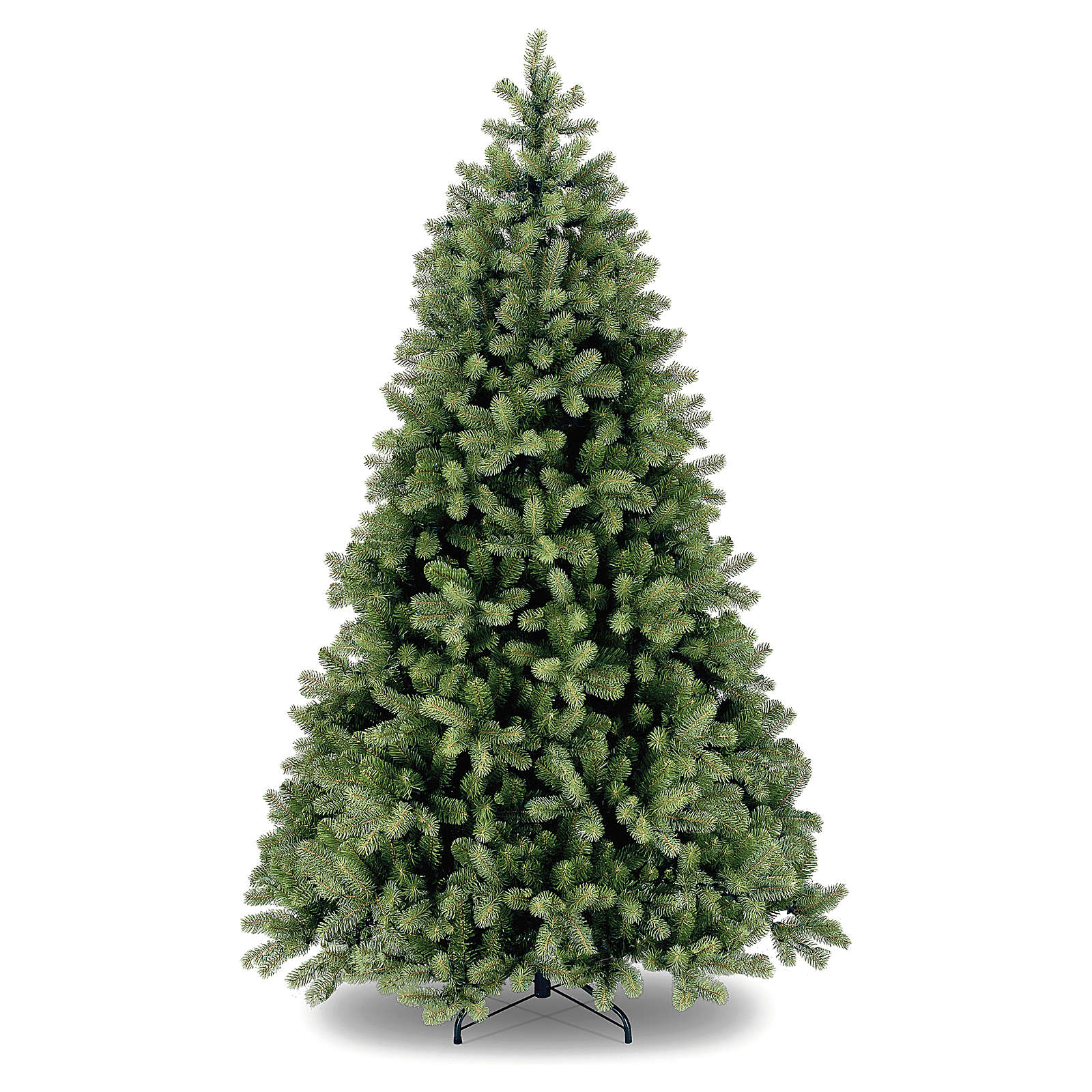 Sapin de Noël 360 cm vert polyéthylène Bayberry Spruce Hinged 3