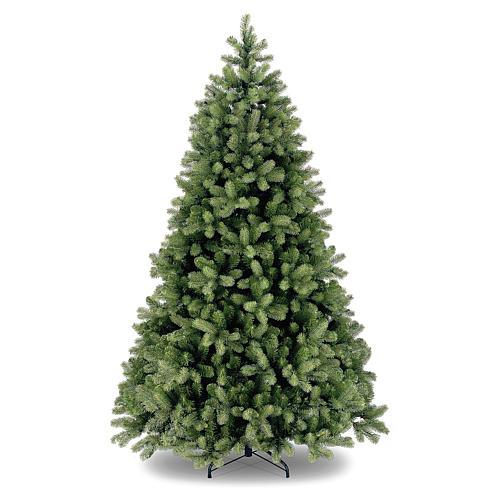 Sapin de Noël 360 cm vert polyéthylène Bayberry Spruce Hinged 1