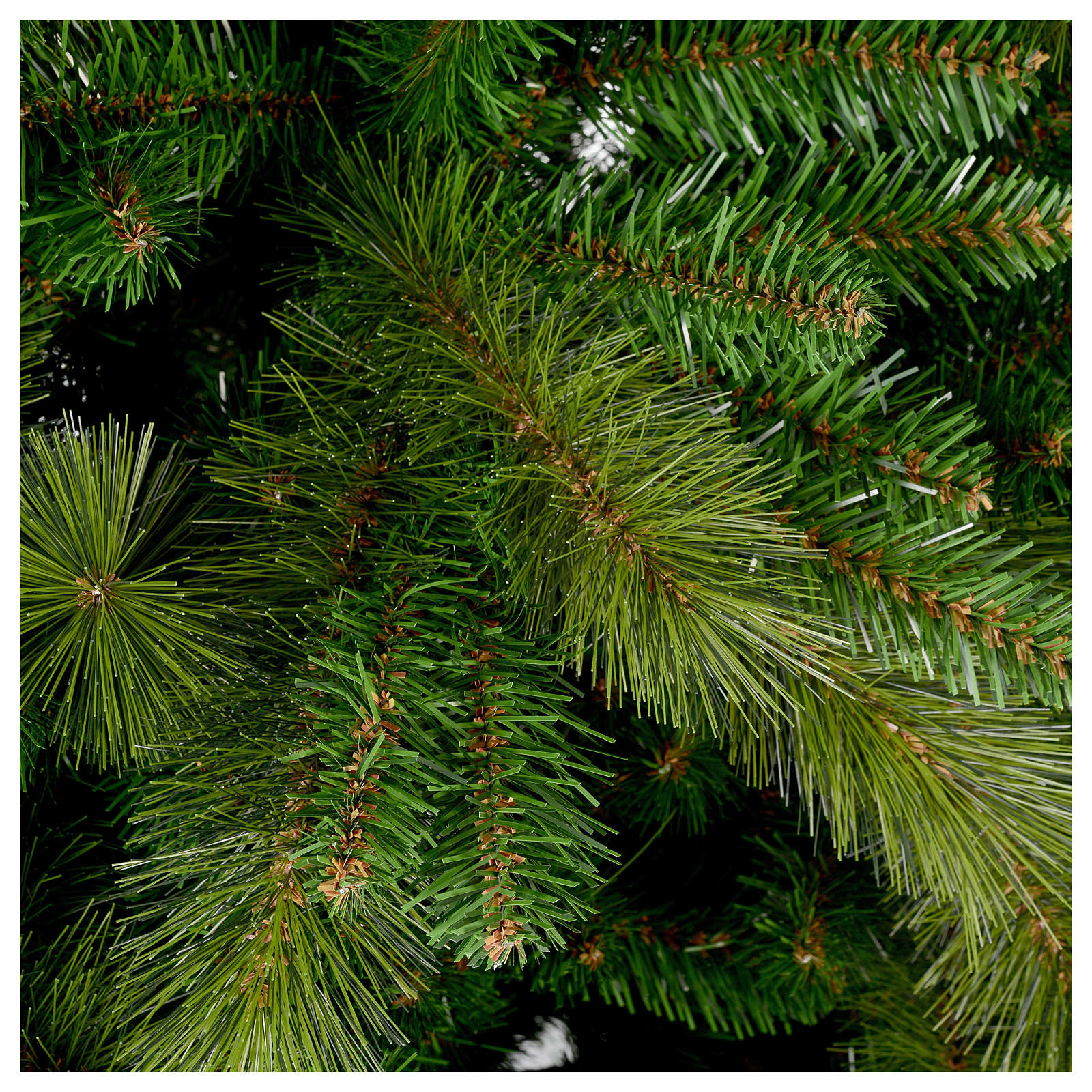 Sapin de Noël artificiel 180 cm couleur verte Rocky Ridge Pine 3