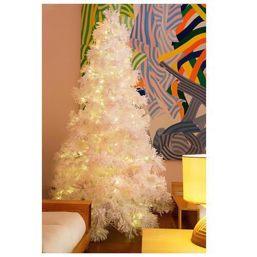 Christmas tree 340 cm snowy White Cloud 1050 LED lights 1