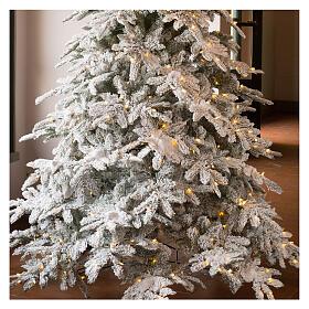 STOCK Albero di Natale 340 cm New Woodland 1650 luci led s2