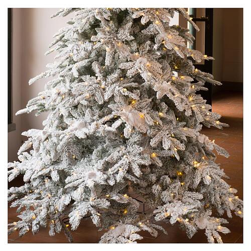 STOCK Albero di Natale 340 cm New Woodland 1650 luci led 2