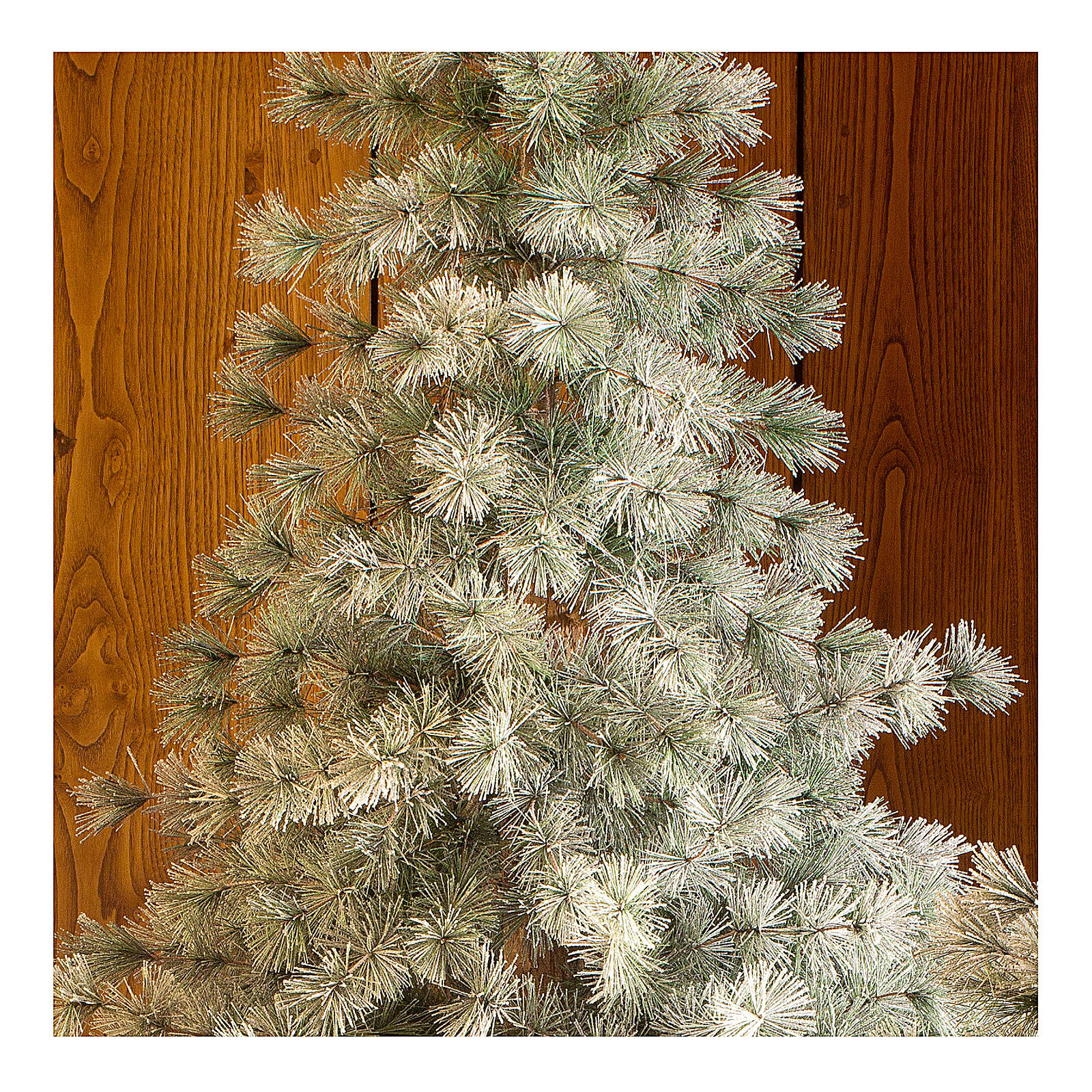 STOCK Sapin de Noël 210 Aspen Pine enneigé 3