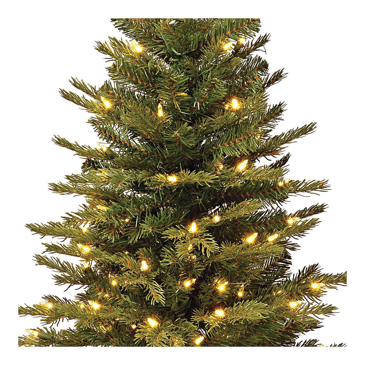 Alberello di Natale 90 cm juta Noble Spruce Slim 3