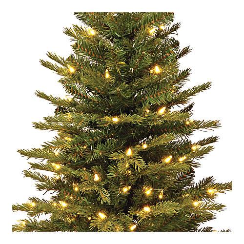 Alberello di Natale 90 cm juta Noble Spruce Slim 2