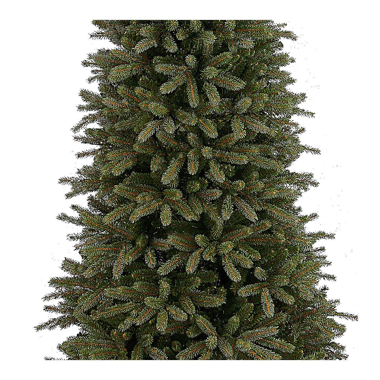 Albero di Natale 210 cm verde poly Jersey Fraser Fir Pencil 3
