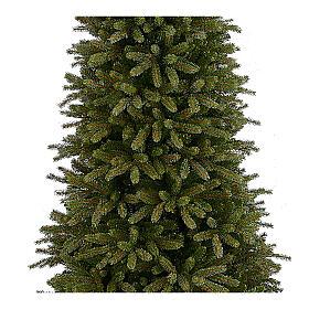 Albero di Natale 210 cm verde poly Jersey Fraser Fir Pencil s2