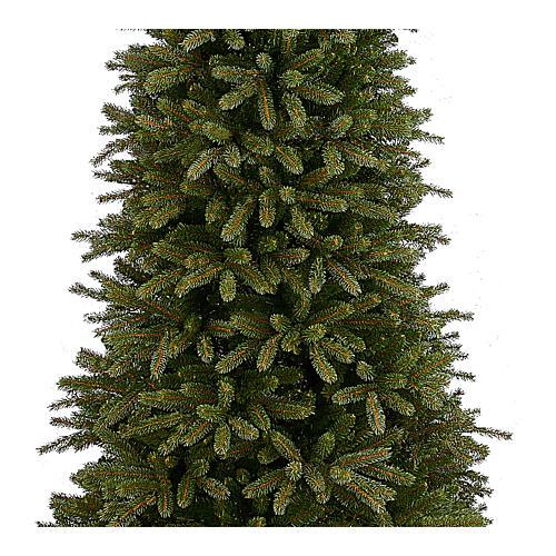 Albero di Natale 225 cm slim poly Jersey Fraser Fir Pencil 2