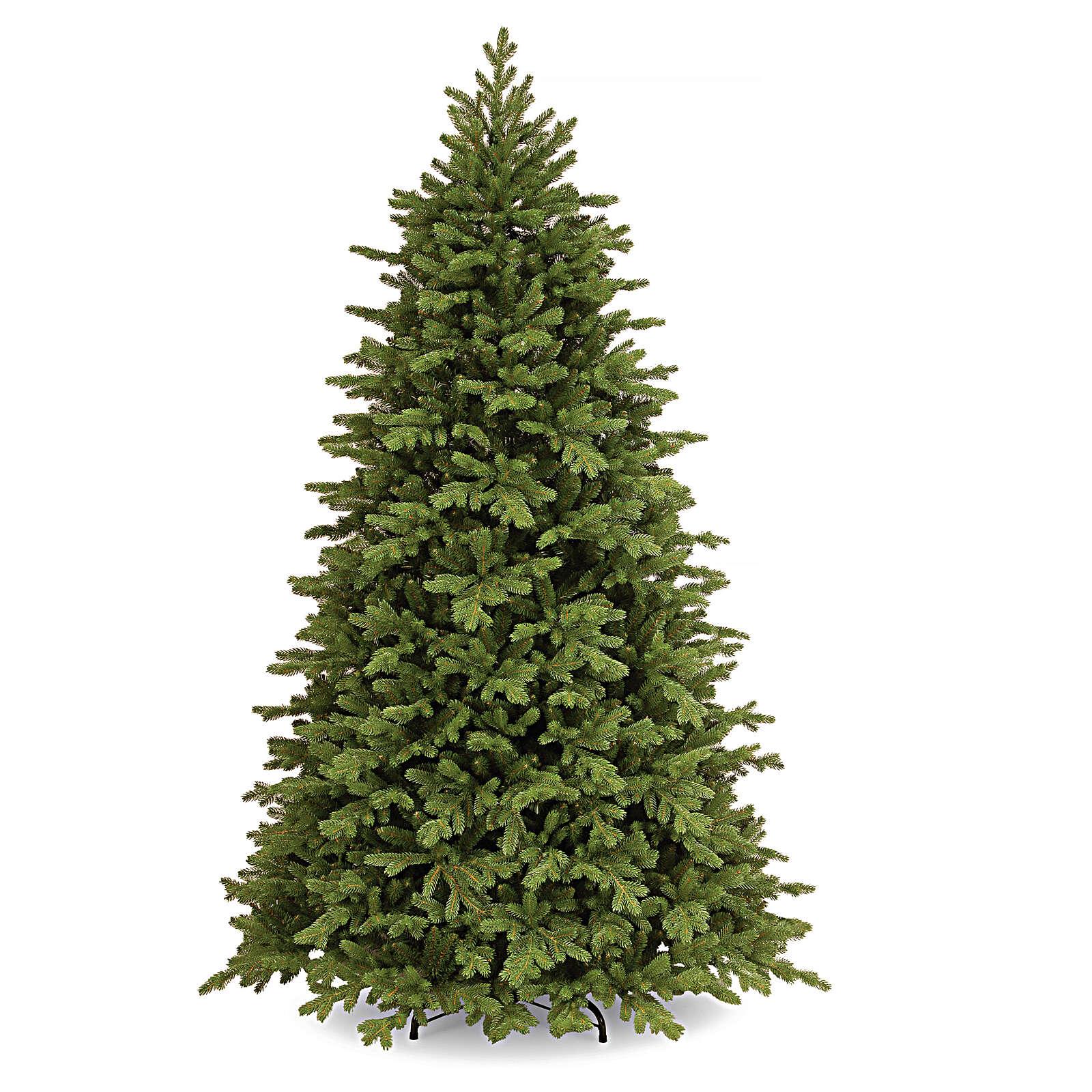 Albero di Natale 225 cm led poly Princeton Fraser Fir Prelit 3