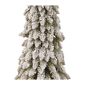 Albero di Natale 60 cm Downswept Forestree Flocked s2