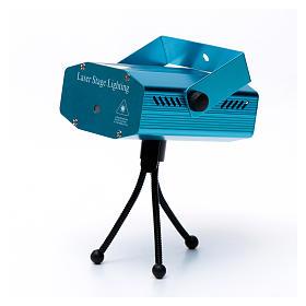 Proiettore laser per interi 12 immagini verde rosso s5