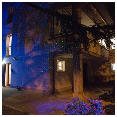 christmas lights laser projector outdoorindoor dots 4 effects