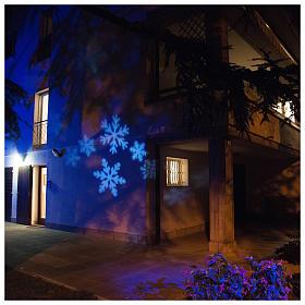 Christmas Lights Projector snowflake, outdoor/indoor  s1