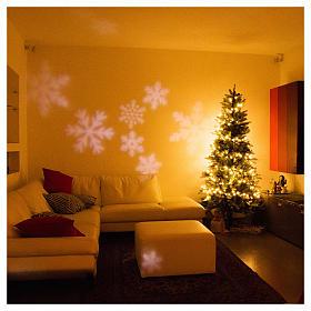Christmas Lights Projector snowflake, outdoor/indoor  s2