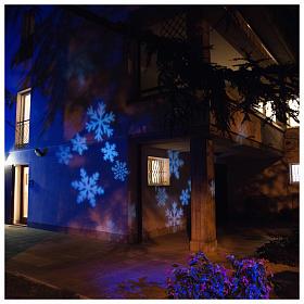 Christmas Lights Projector snowflake, outdoor/indoor  s4