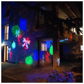Proyector Imágenes Luminosas Navideñas Interior y Exterior s6