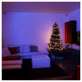 Christmas projector laser lights with dots twilight internal and external use s2