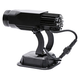 Christmas led projector fixed light 20 W with writings EXTERNAL USE s4