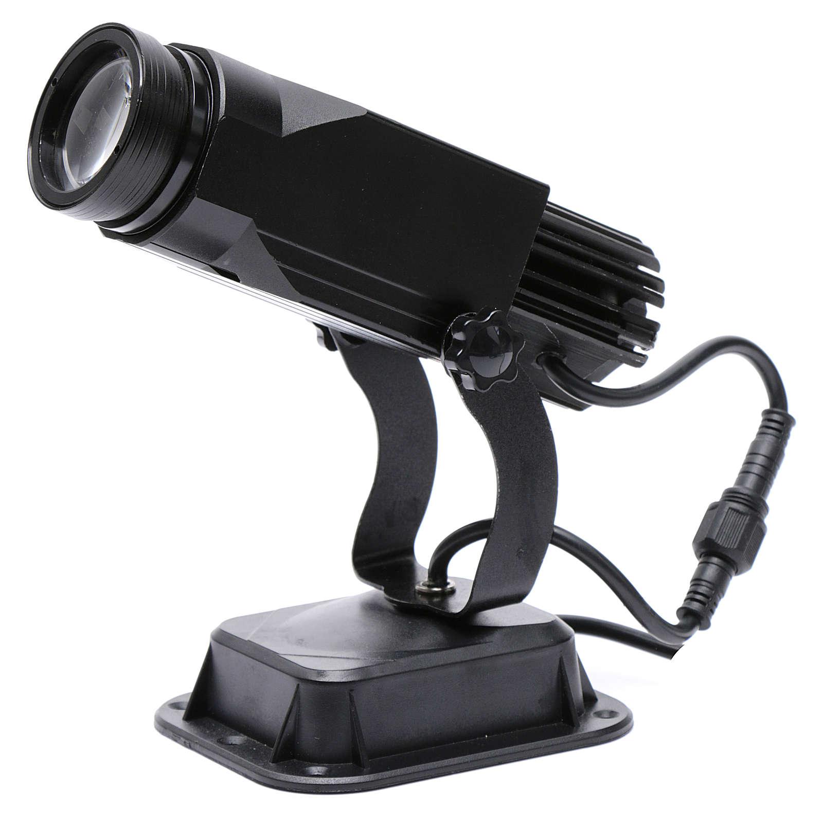 Projetor LED pro fixo 20W com escritas USO EXTERIOR 3