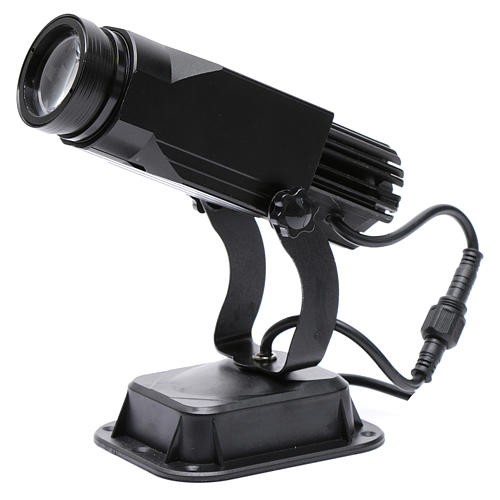 Christmas led projector fixed light 20 W with writings EXTERNAL USE 2