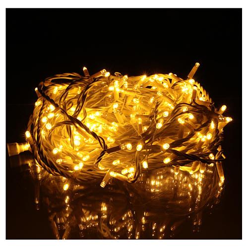 300 LED Lights Jumbo warm light 30 meters 2