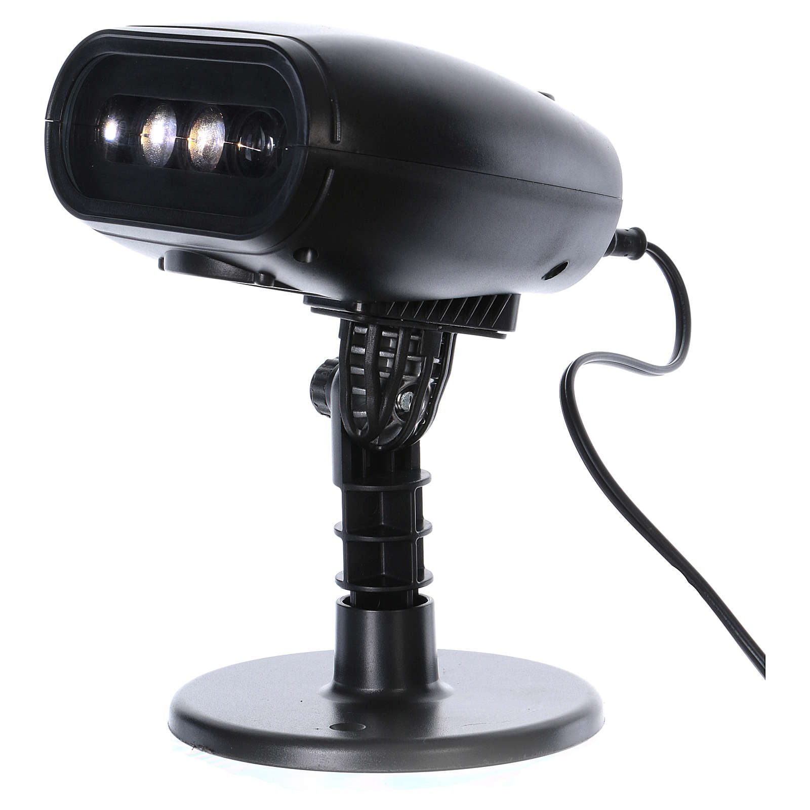 Santa Claus LED light projector with moving parts and music 3