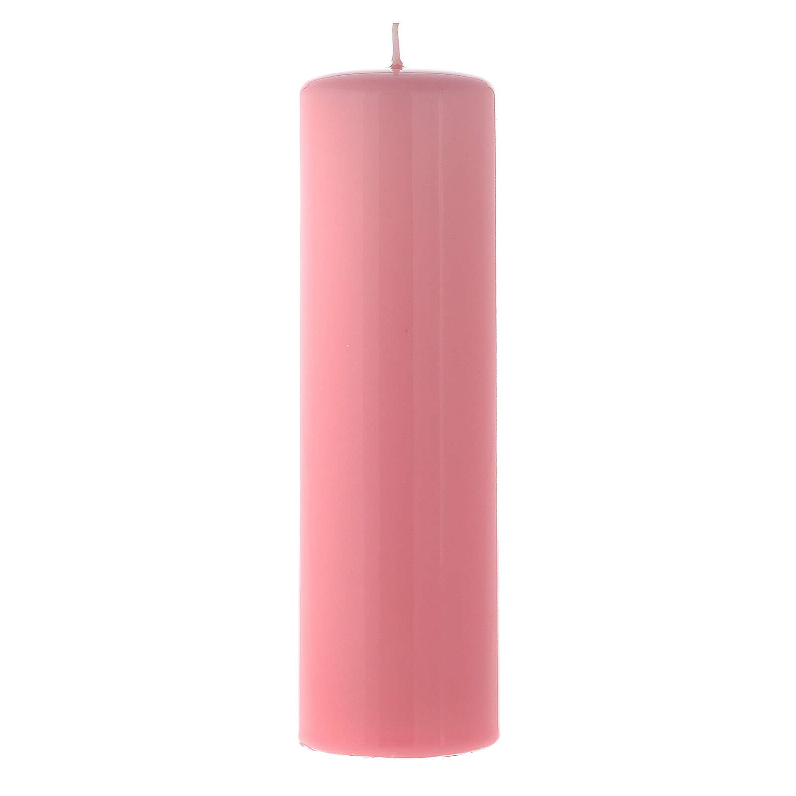 Set 4 Kerzen für Advent 6x20cm glatt 3