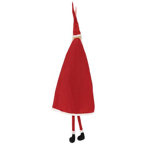Calendario Avvento h. 150 cm Babbo Natale 3