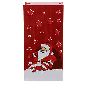 Advent Calendar bags and stickers 20x10 cm s1